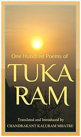 One Hundred Poems of Tukaram