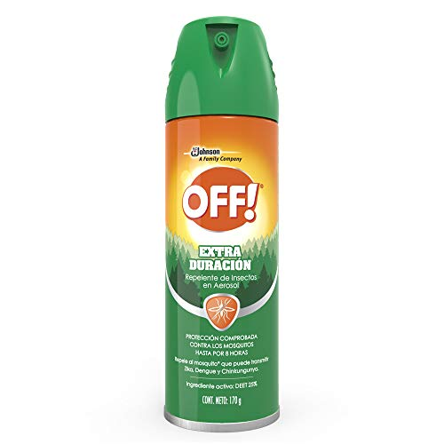 ahuyentador de insectos por ultrasonidos opiniones fabricante OFF!