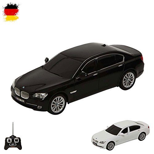 BMW 750 - RC ferngesteuertes Lizenz-Fahrzeug 7er Series im Original-Design, Modell-Maßstab 1:22, inkl. Fernsteuerung