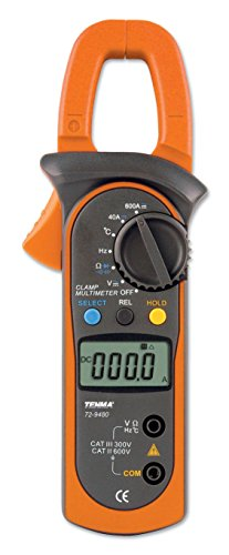 TENMA 72-9480 Digital MULTIMETER, CLAMP