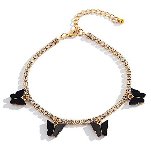 Ingemark Sweet Lolita Style Anklet Bracelet for Women Girls Bling...