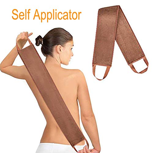 Back Lotion Applicators, Apply Lotion To Back Easily, Back Buddy Lotion Applicator For Back Self Applicator, Work With Self Tanning Mitt, Non- Absorbent Band.