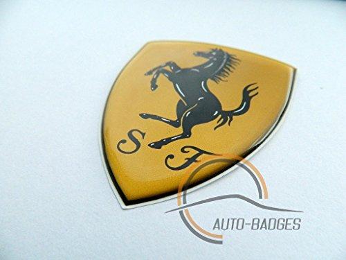 Auto-Emblem, klassischer Vintage-Stil Aufkleber