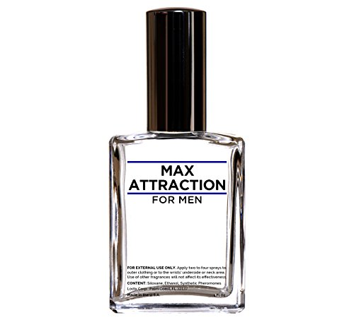 Max Attraction for Men - Pheromones to Attract Women - Unscented