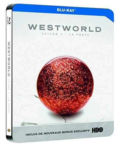 Westworld - Saison 2 : La Porte Francia Blu-ray