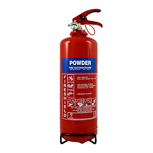 FireShield 2KG Dry Powder