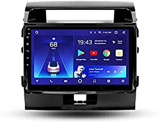 Android 9.0 Car Stereo Radio 1Din Sat Nav for Toyota Land Cruiser 11 200 2007-2015 GPS Navigation 9'' Touch Screen Multime...