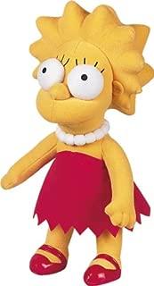 Cinémaniak–United Labels–Peluche Simpsons–Lisa–31cm