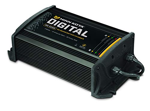 MinnKota MK 210D Marine Battery Charger