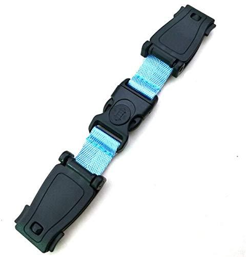 2pcs Autositz Brustgurt Clip, Kindersicherheitsgurt Schnalle Gurt Gurt für Kinder, tragbare Kleinkind einstellbare Sperre Tite Guard, Universal