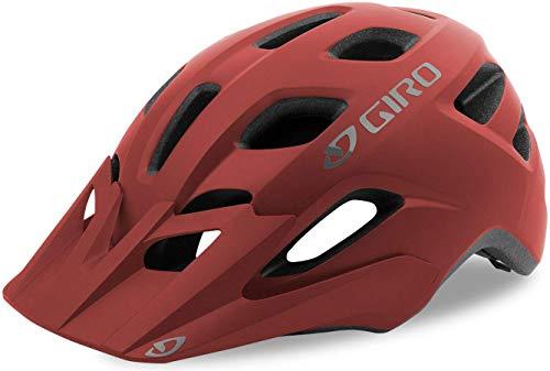 Giro Compound Casco de Bicicleta, Unisex Adulto, Rojo Oscuro Mate, One sizesize XL