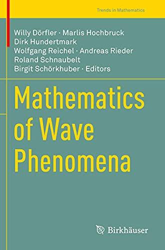 Mathematics of Wave Phenomena (Trends in Mathematics)
