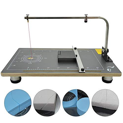 Schaumstoffschneidemaschine, Styroporschneider, Schaumstoffschneider, Schaumstoffschneider, für Schaum Schnitzen Modellieren und Basteln