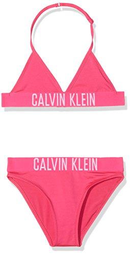 Calvin Klein meisjes triangle bikini set badkleding set