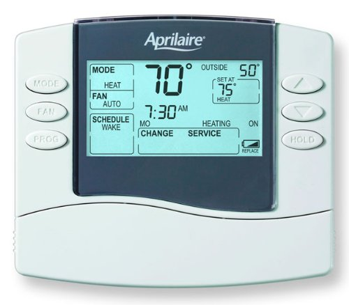 Aprilaire 8466 Heat Pump Thermostat