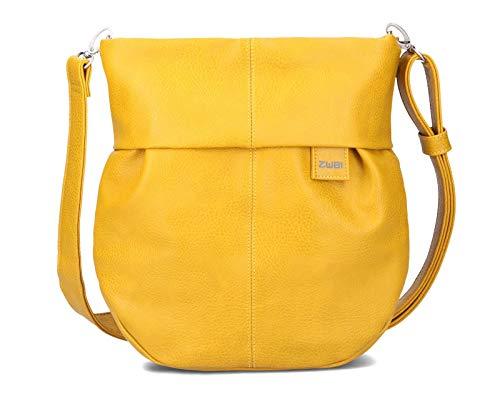 Zwei Mademoiselle.M M100 Schultertasche 29 cm yellow