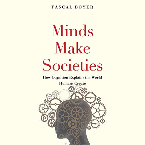 Minds Make Societies audiobook cover art