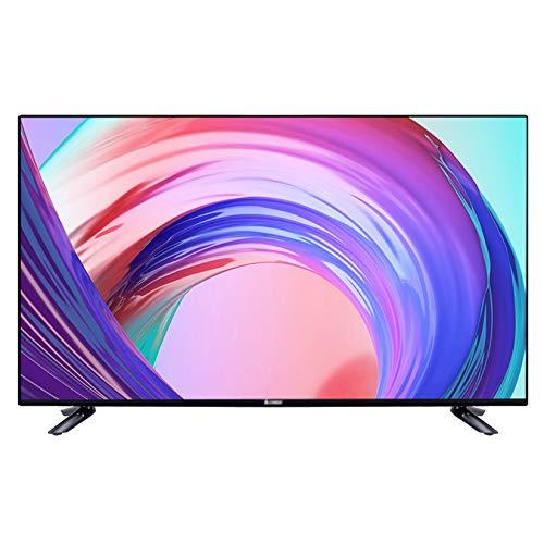 XLOO 32-Zoll-Smart-TV,LED-4K-IPS-Display,Schmaler Rahmen,Stereoton,Integriertes WiFi,HDMI,USB Und Mehrere Audioanschlüsse