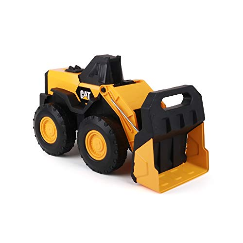 Cat Steel Wheel Loader toy