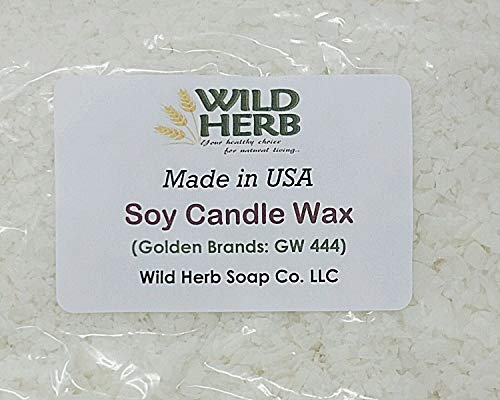 USA Made Bulk Soy Candle Wax Pure, Natural