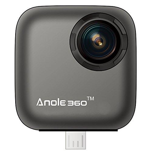 360度カメラ Androidスマートフォン向けHDビューとビデオVR 3Dパノラマライフをソーシャルメディアに共有する