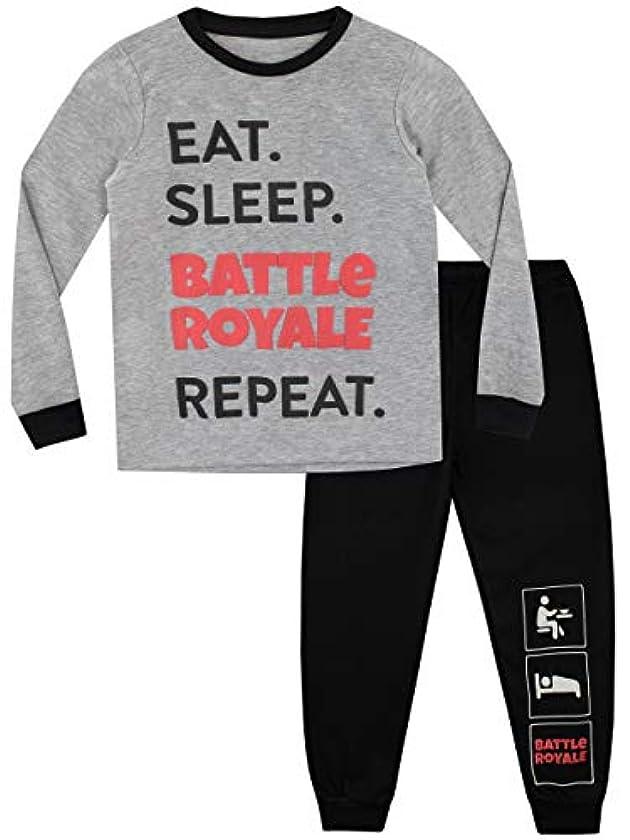 Battle Royale Boys' Gaming Pajamas