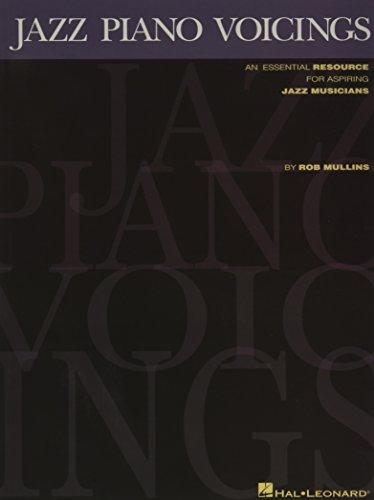 Jazz Piano Voicings: Lehrmaterial für Keyboard, Klavier