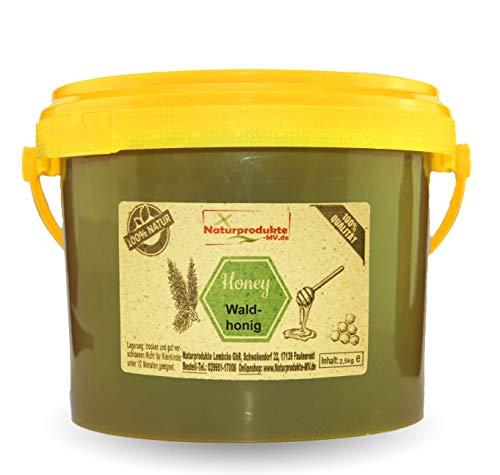 Waldhonig (2,5 kg Eimer) Wald Honig