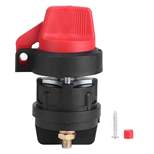 Batterieschalter, 12V 300A Batterieschalter Hochstromisolator abgeschnitten Trennen Sie die Verbindung für RV ATV