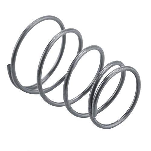 Durable 5pcs cabezal de corte Cortadora de cesped resortes accesorios principales muelles de repuesto Se adapta universal desbrozadora de piezas