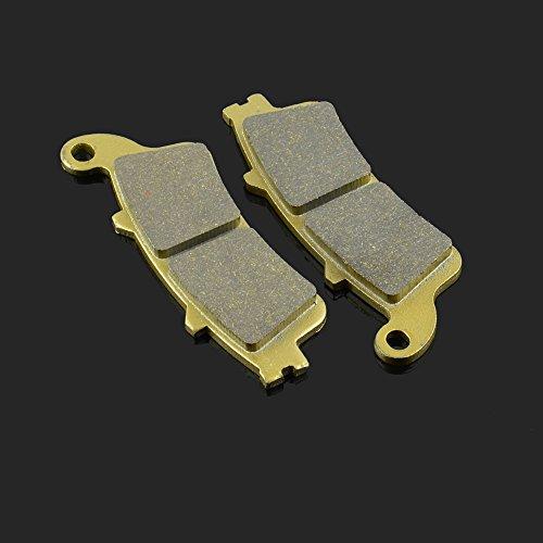 115.60418.30 mm 1 paire Plaquettes de frein avant et arrière pour Honda ST 1100 96–02 XL 1000 99–02 VFR 800 Victory Vision Sreet 08–09