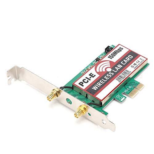 Netwerkkaart, 150 Mbps draadloze Bluetooth LAN Ethernet-kaartmodule met dubbele antenne voor mobiele telefoon, ondersteuning CCA AP-functie