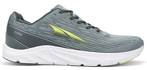 ALTRA Men's AL0A4VQL Rivera Road Running Shoe, Green - 12.5...