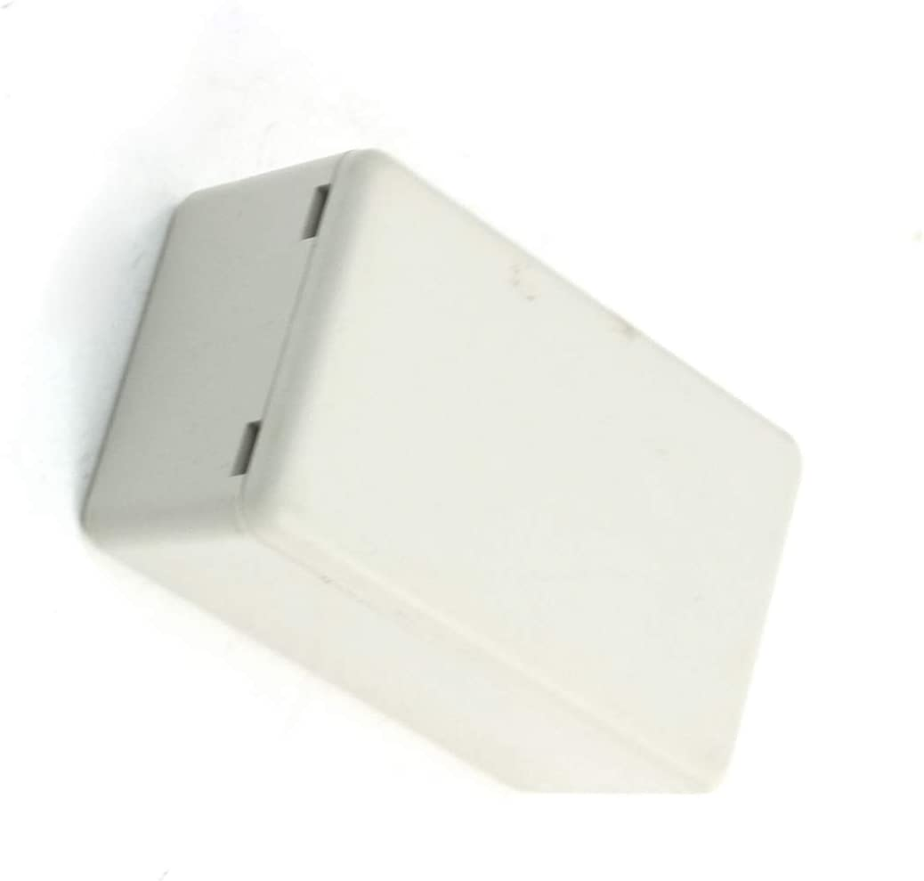 Aexit Plastic Sealed Power Protection Power Protector Junction Uninterrupted Power Supply (UPS) Box 61mmx36mmx25mm