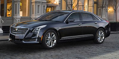 2016 Cadillac CT6 All Wheel Drive, 4-Door Sedan ...
