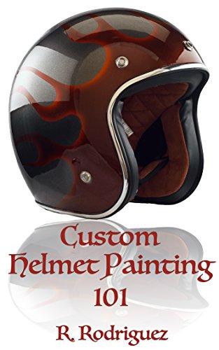 Custom Helmet Painting 101 (How to Paint Custom Helmets)