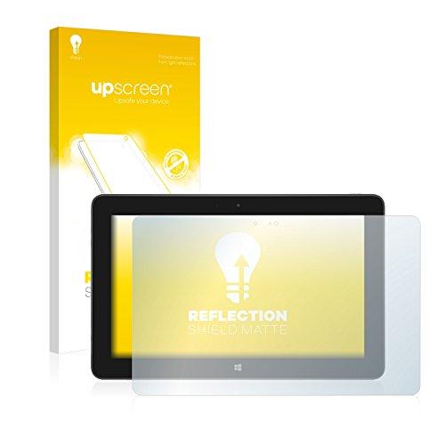 upscreen Entspiegelungs-Schutzfolie kompatibel mit Dell Venue 11 Pro 5130 (2013-2014) – Anti-Reflex Bildschirmschutz-Folie Matt