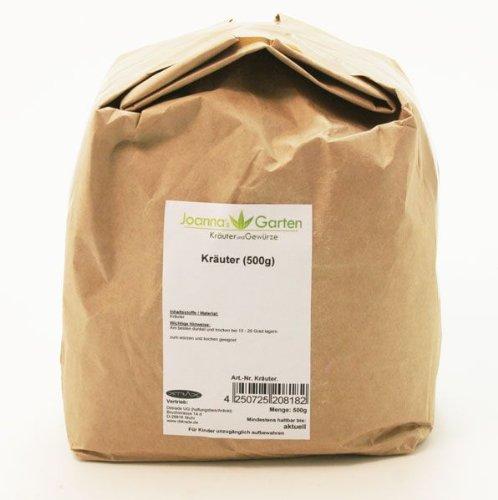 Kastanienblätter edel geschnitten (500g)