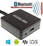 Xcarlink Citroen RD4 - Interfaz de Manos Libres inalámbrica con Bluetooth