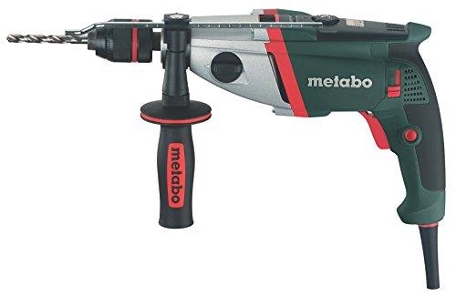 Metabo 6.00866.50 Taladro de Percusión, 1000 W, 230 V, Verde, 0