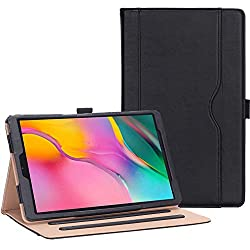 cheap Galaxy Tab A 10.1 2019 Model T510 T515 T517 ProCase Case – Flip Case with Stand for Galaxy Tab…