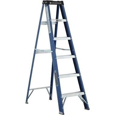 Louisville Ladder 6' Fiberglass Ladder