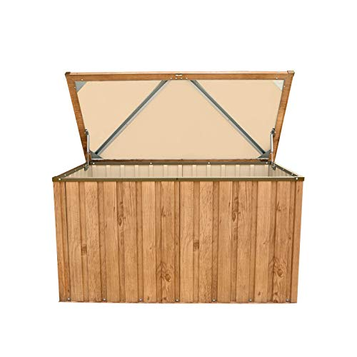 tepro Metall Gerätebox, Eiche - 2