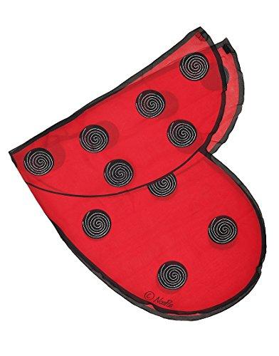 Dreamy Dress-Ups 50566 Wings, Flügel, Ladybird, Marienkäfer Coccinellidae