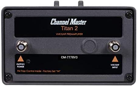Top 10 Best antenna amplifier channel master