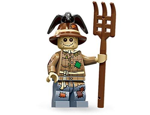 LEGO Minifiguras Coleccionables: Scarecrow Minifigura (Serie 11)