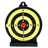 Rayline Softair Gel Target 219, Softair hasta 0,5 Joule - 16,5 cm, Interior y Exterior
