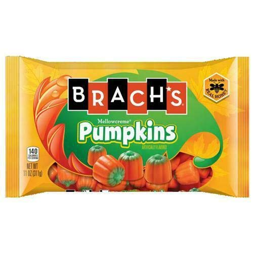 Brach's Mellowcreme Pumpkins, 11oz Bag
