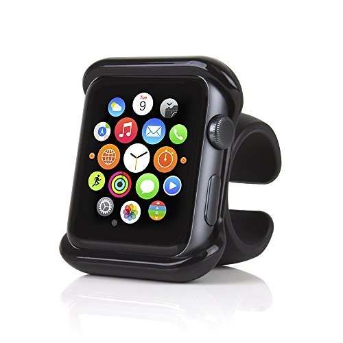 Satechi Agarre de Montaje para Apple Watch Serie 1, 2 y 3 para Volante de Coche y Manillar de Bicicleta / Motocicleta (38mm)