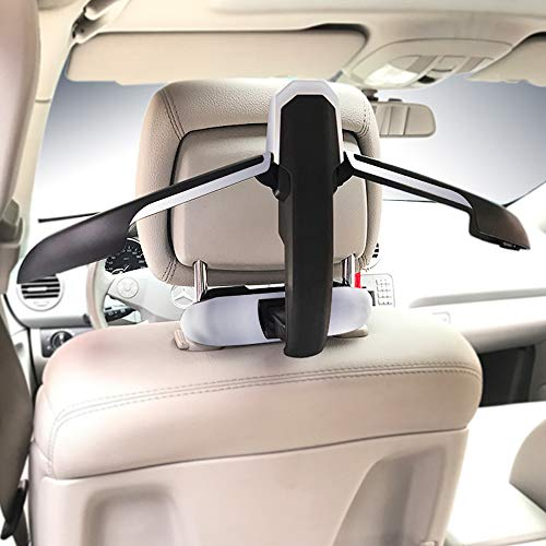 Support pour appui-tête de dossier de voiture, support intérieur de voiture, partenaire commercial, excellente texture, support multifonctions créatif, vêtements suspendus, sac à dos, sac